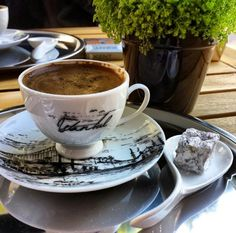 Turkish, coffee