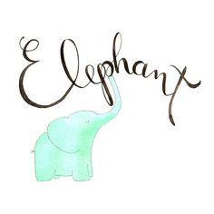 E come Elephant Impara l'inglese giocando: quale di SadlerAlison