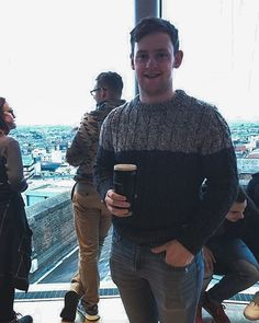 Dressed like a pint and all for the occasion Men Sweater, Photo And Video, Videos, Photos, Instagram, Dresses, Fashion, Vestidos, Moda