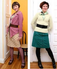 Goal for 2013: learn how to wear belts. // Reader Request: Belted!