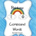 This is a small group or workshop/center activity.  Students match the clouds to rainbows to form compound words.  The rainbows have pictures or wo...