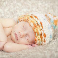 Baby Sleeping by Monika Lauber