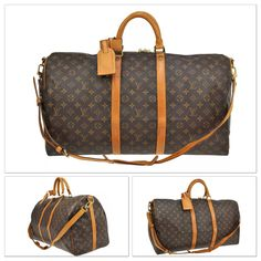 Louis Vuitton Handbags, Check It Out, Authentic Louis Vuitton, Monogram,  Ebay, Stuff To Buy, Monogram Tote, Louis Vuitton Bags, Monograms 100410815c