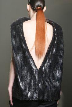 Alexander Wang Fall 2013 Ready-to-Wear Fashion Show Details