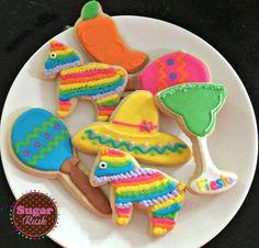 Sugar Rush,  San Antonio, fiesta cookies
