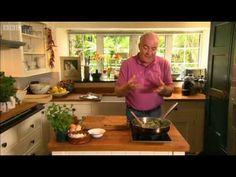 Greek Wild Green Omelette Recipe - Rick Stein's Mediterranean Escape - BBC Rick Stein, Omelette Recipe, Breakfast At Tiffanys, Food For Thought, Food Hacks, Bbc, Breakfast Recipes, Greek, Ethnic