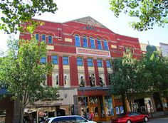 Daddy's office was located on the second floor of the Traverse City Opera House.
