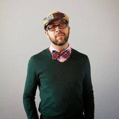 Just getting started: The Bow Tie guy