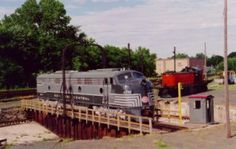 Danbury, CT, Train Museum