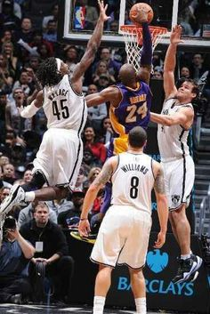 Kobe Bryant Los Angeles Lakers Brooklyn Nets Gerald Wallace Kris Humphries Deron… - Beauty is Art Kobe Bryant Dunk, Lakers Kobe Bryant, Nba Quotes, Kobe Bryant Pictures, Basketball Highlights, Shooting Guard, Kobe Bryant Black Mamba, Nba Los Angeles, Sports Basketball