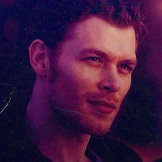 Joseph Morgan ...as Klaus.  ...Gorgeous.