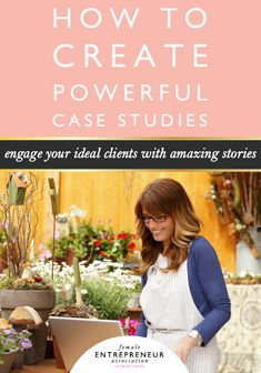How to Create Powerful Case Studies - engage your ideal clients with amazing stories ~ Female Entrepreneur Association Business Education, Business Entrepreneur, Business Marketing, Content Marketing, Business Mission, Business Tips, Business Planning, Make Money Blogging, How To Make Money