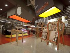 GROCERIES! Paniqueso store by Oficina Informal, Bogotá   Colombia store design