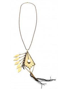 The Diamond in the Rough Gold Necklace (Default)