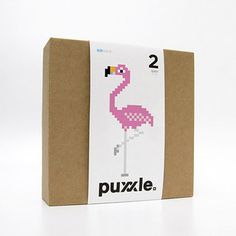 Puxxle = the puzzle that's also art for your wall