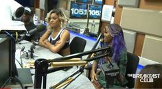 Diamond & Brianna Perry Talk 'Sisterhood of Hip Hop' with The Breakfast Club [Video] #SisterhoodOfHipHop- http://getmybuzzup.com/wp-content/uploads/2014/08/diamond-brianna-perry.jpg- http://getmybuzzup.com/diamond-brianna-perry/- Diamond & Brianna Perry Talks 'Sisterhood of Hip Hop' Rappers Diamond & Brianna Perry dropped by Power105.1 studio's to chop it up with The Breakfast Club crew. While there they talk about their upcoming reality Tv show &#8