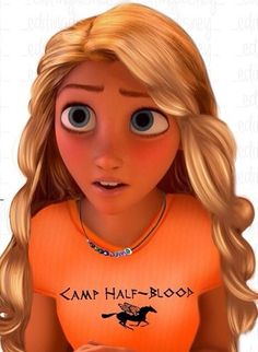 I love this a lot. People have been saying Rapunzel can't be Annabeth because she isn't smart enough. This is just an edit. And Rapunzel is extremely smart for her time like how she charted the stars and painted them on her celing and she also had limited resources ,like having only 3-4 books