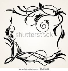0fd4c42fa4769 Vector corner scroll images free vector download (2