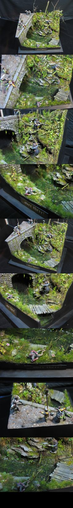 Diorama: Over There! -Gold at GD Italy 2013-