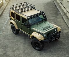 Starwood Custom Jeep Wranglers ... this is TUFF!