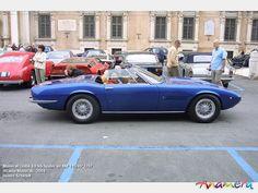 Maserati Ghibli 4.9 SS Spider s/n AM.115.49.1297