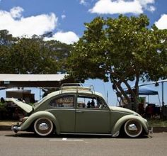 VW bug by carlasisters