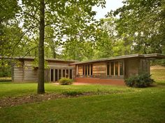 Pope-Leighey House, Frank Lloyd Wright, 1940, Alexandria, Virginia, USA