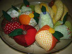 PATCHWORK ... frutas...