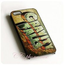 gravity falls fashion original Black Hard Skin cell phone case cover for iphone 4 4s 5 5s 5c 6 6 plus Free shipping with gift(China (Mainland))
