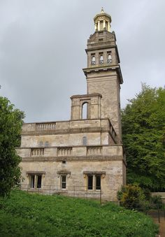 Beckford's Tower, Lansdown, Bath. Owned by William Beckford.