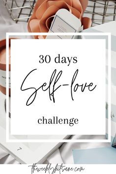 30 days self love challenge to love yourself What Is Self, Self Love, Self Healing Quotes, Improve Confidence, Loving Kindness Meditation, Love Challenge, Art Therapy Activities, How To Stay Awake, Spiritual Practices