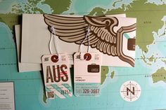 Karl Hebert: Creative Services Promotional Map