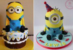 Veja os modelos mais bacanas de bolo dos Minions e inspire-se para a festa do seu filho!