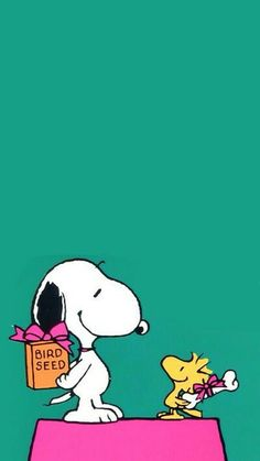 Snoopy and Woodstock Snoopy Images, Snoopy Pictures, Snoopy Wallpaper, Cartoon Wallpaper, Snoopy Love, Snoopy And Woodstock, Peanuts Cartoon, Peanuts Snoopy, Wallpaper Bonitos