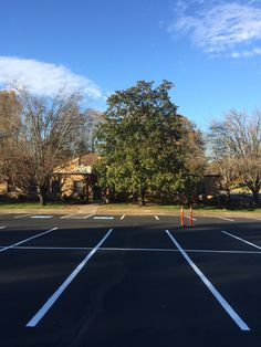 Parking Area Painting 865-680-9225  Sealcoating Resurfacing Knoxville TN