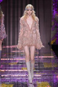 Versace Atelier HC F/W '15