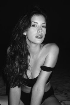 Pretty sure if you look up goddess in the dictionary, there's a picture of Liv Tyler #perfection #seduction