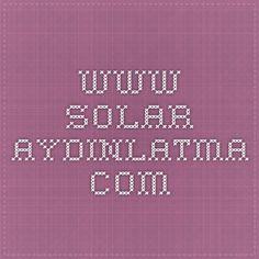 www.solar-aydinlatma.com