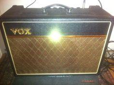 Vox AC-15. Classic amp.