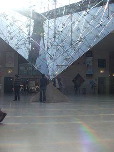 Louvre's Pyramids