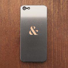 iPhone 5 Ampersand Case