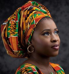 African Beauty, African Women, African Fashion, African Dress, African Wear, Head Turban, Head Wrap Scarf, Black Women Fashion, Headband Hairstyles