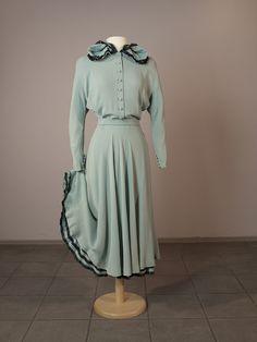 Wedding dress  designed by atelierSindre Hestvedt, Oslo  1948     2013 wedding dresses