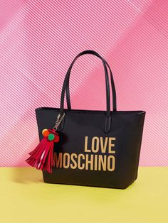 79d8d2b6ba Love Moschino Spring/Summer 2018 Accessories - see more on www.moschino.com