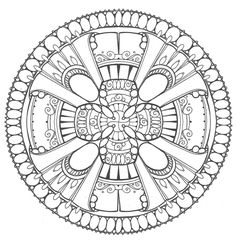 Emperor's Festival Adult Coloring Page . Take a look at