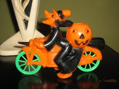 Witch on Motorcycle   Flickr - Photo Sharing!