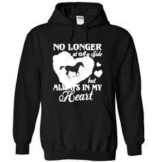 No longer at my side T-Shirts, Hoodies. SHOPPING NOW ==► https://www.sunfrog.com/LifeStyle/No-longer-at-my-side-Black-Hoodie.html?id=41382