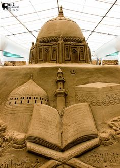 A visit to the world of creativity - Sand Art Museum, Mysore, India | By Amit Aggarwal