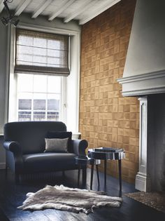 Gold Wallcoverings / Goud Behang collectie Caravaggio - BN Wallcoverings