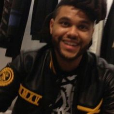 That smile. #Weeknd